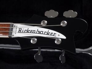 ビートルズ BEATLES Paul McCartney ポール マッカートニー クリス スクワイヤ Lemmy Kilmister Black 黒 JG BLK 4003s Roger Glover