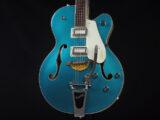 Hot Rod G6122 G6120 Brian Setzer Country Gentleman LTD G5420TG G5422TG Blue LPB Metallic ES-335 エレマチ