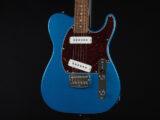 フラートン デラックス テレキャスター アサット スペシャル Leo Fender telecaster made in USA アメリカ製 japan tribute LPB DLX CL 青