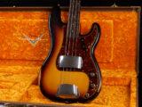 プレシジョン ベース レリック Heavy Journeyman Team Build 60s 1960s 61 1960 Vintage 3CS 3TS Tone CC Closet Classic
