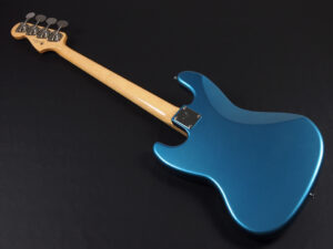 トラディショナル 2 II hybrid MIJ ジャズベース 1960 1962 日本製 JB62US LPB Metallic 青 レイクプラシッド ブルー LTD limited '60s