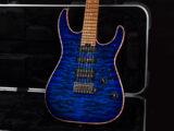 Jackson Kramer ESP Ibanez Schecter Custom Shop SSH 青 キルト カスタムショップ Roasted Xotic XS XSC Soloist RG Snapper EX SD