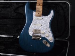 菰口雄矢 Allen Hinds Mateus Asato Suhr Tom Anderson Fender Custom Shop Roasted Flame Maple Relic Heavy Aged SSH Stratocaster T's Made In USA ESP Snapper momose HSS