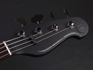 BB434 BB434M BBP34 BB234 PJ Precision PB JB jazz bass 亀田誠治 RBX broad bass ブロードベース 初心者 入門 BLK 黒 ブラック