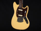 Traditional ムスタング 60s 70s series made in japan MIJ mustang kurt Cobain Nirvana HYDE OWH MG66 MG72 白 ホワイト イエロー 黄色 yellow White olympic オリンピック