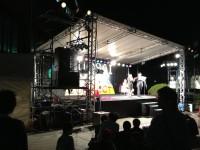大学祭照明