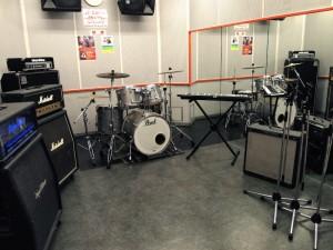 高林SONIXのCスタジオ