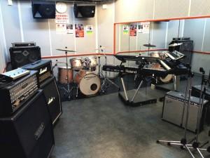 高林SONIXのDスタジオ