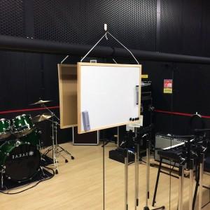 スタジオ ホワイトボード